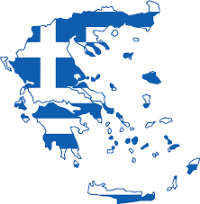 greece map-580