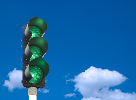 green light-658