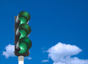 green light-822