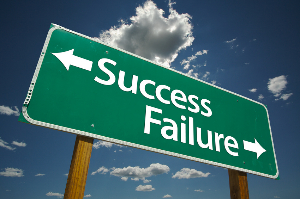 success failure sign-403